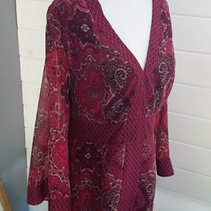 New York and Co. Fall dress XL